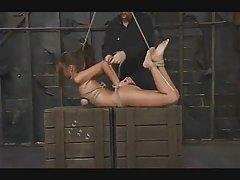 Veronica Stone Bondage Squirt