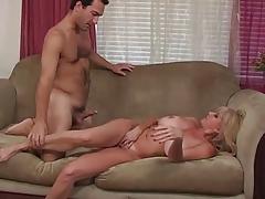 Fantastic Big Tit MILF Fuck