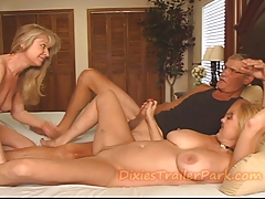 Two Milfs Me And A Cream Pie Eater