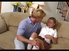 Dynamite Babysitter Seduction