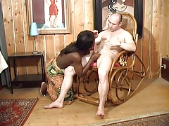 Black French Girl Interracial 1