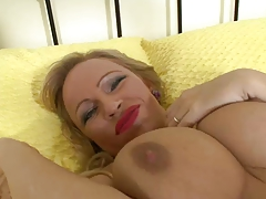The Hottest Stocking Mature MILF