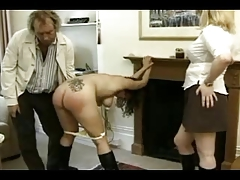 Caned For The Gallery Xlx