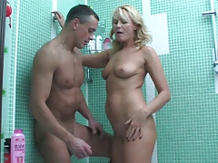 Bridget Amp Connor Fuck In Bathroom