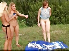 Hot Russian Outdoor Party Amateur Porn