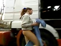 Denise La Bouche Trucker Scene 1
