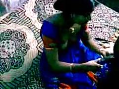 Desi Aunty Getting Hard Fucked By Hubbys Friend