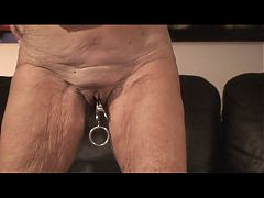 Freaks Of Nature 182 Granny Couple BDSM Fun