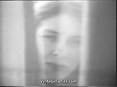 Stepfather Fucks Stepdaughters Girlfriend 1960s Vintage