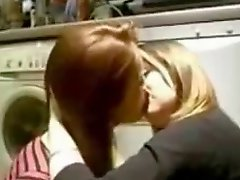 Real Girls Kissing Compilation