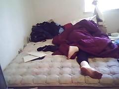 Sleeping Wife Gets Fucked And Cum On Feet