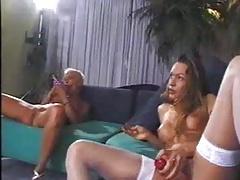 Nicole Live Gangbang Teil 4v5