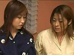 Asian Lesbian Family F70