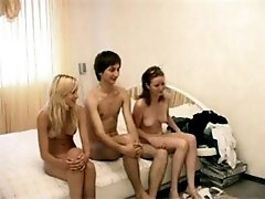Russian Threesome Part 1 Of 3