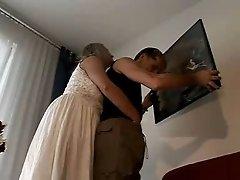 Hot German Mature Lady