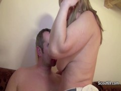 German Mom And Dad In Privat Porn Casting