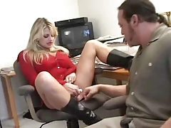 Busty Horny Mature Fucks Her Therapist Vicky Vette
