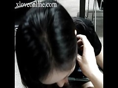 A Beautiful Korean Young Girl Blowjob For Her Boy Friend Xloveonline Com