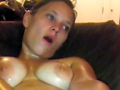 Wife Cums For Her Husband