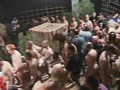 Spantaneeus Xtasty World Record Gangbang