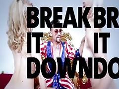 Dego Wyp Featuring Dimepiece XXX Music Video