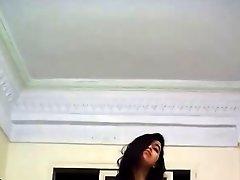 Dancing Arab Girl