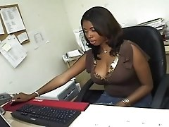 Nice Blowjob By Black Girl