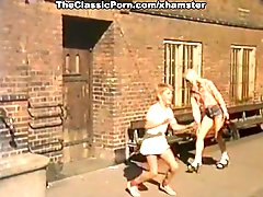 Horny Vintage Fuck Star In Classic Sex Clip