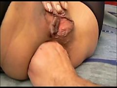 Two Videos Of Anal And Vaginal Fist Fucking