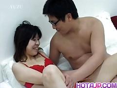 Sayuri Has Cunt Licked In Hot 69