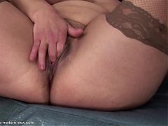 Mature Mama Gets Young Girls Fist In Her Vagina