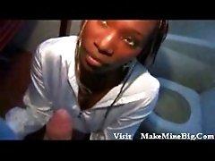 Superb Black Girl