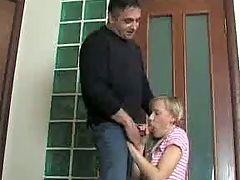 Not Her Dad Fucked Her In The Toilett