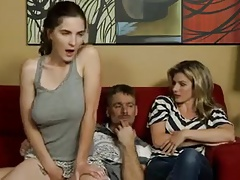 Dad Fucks Not Masturbating Daughter Daddi