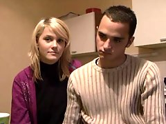Beautiful French Teen Fucks Her Brother In Law