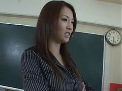 Japanese School Teacher Again By Packmans